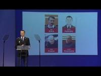 Công bố 4 nghi phạm vụ bắn rơi máy bay MH17 khiến 298 người thiệt mạng