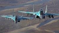 """Cận cảnh cặp MiG-35 đầu tiên """"gia nhập"""" Không quân Nga"""