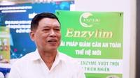 PGS.TS Phạm Gia Điền nói về sản giảm cân cao cấp Enzylim