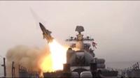 Nga khai hỏa tên lửa hành trình siêu âm uy lực trên biển Nhật Bản