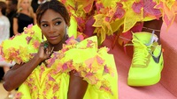 Serena Williams điệu đà dự Met gala