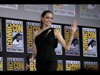 Angelina Jolie, Natalie Portman dự Comic con