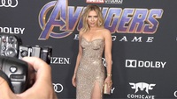 Scarlett Johansson xinh đẹp trả lời phỏng vấn