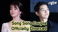 Song Joong Ki và Song Hye Kyo hoàn tất thủ tục ly hôn