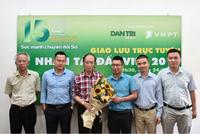 Giao lưu trực tuyến Nhân tài Đất Việt 2019: Cơ hội đón đầu thành công