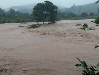 Nước lũ tràn về, bất ngờ cô lập 20 hộ dân