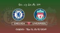 Thống kê phong độ cầu thủ Chelsea và Liverpool