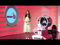 Vietlott quay thưởng sản phẩm Mega 6/45 ngày 18/8