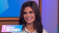 Megan Barton-Hanson xinh đẹp trên truyền hình