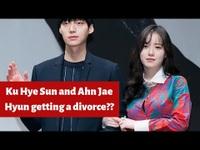 Goo Hye Sun ly hôn với Ahn Jae Hyun