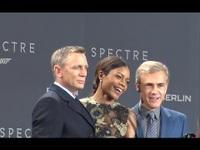 Đoàn phim James Bond ra mắt phim tại Đức
