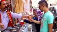 Ảo thuật đến từ những tiệm kem ven đường ở Thổ Nhĩ Kỳ