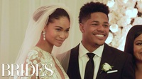 Hôn lễ đẹp như mơ của Chanel Iman