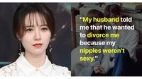 Goo Hye Sun đau đớn tiết lộ chồng trẻ chê cô thiếu hấp dẫn