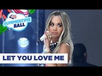 Rita Ora hát live cuốn hút