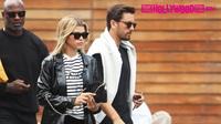 Scott Disick & Sofia Richie sành điệu đi mua sắm