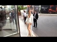 Petra Nemcova rạng rỡ tại Cannes