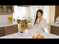 Kourtney Kardashian hướng dẫn cách chế biến đồ ăn