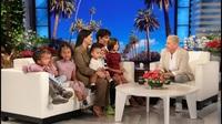 Kourtney Kardashian xinh đẹp trên truyền hình