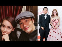 Huỳnh Hiểu Minh phủ nhận ly hôn Angelababy