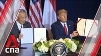 Mỹ gia hạn sử dụng căn cứ quân sự Singapore thêm 15 năm