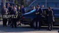 Tổng thống Putin đặt vòng hoa tưởng niệm tại Serbia