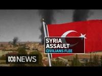 Thổ Nhĩ Kỳ dồn dập tấn công dân quân người Kurd tại Syria