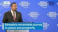 Thủ tướng Ethiopia phát biểu tại Diễn đàn Kinh tế Thế giới