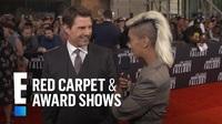 Tom Cruise lịch lãm trả lời phỏng vấn