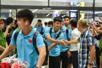 """Bùi Tiến Dũng, Duy Mạnh đều """"dè chừng"""" với đối thủ UAE, Thái Lan"""