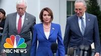 """Phe Dân chủ bỏ họp, chỉ trích ông Trump """"suy sụp"""""""