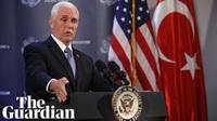 Thổ Nhĩ Kỳ bất ngờ đồng ý ngừng bắn ở Syria