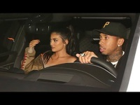 Kylie Jenner và Tyga ngày còn hạnh phúc
