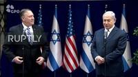 """Mỹ và Israel bàn bạc về nỗ lực chống lại """"mối đe dọa"""" Iran"""
