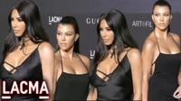Kim Kardashian dự tiệc cùng Kourtney Kardashian