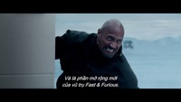 THE ROCK TRONG FAST & FURIOUS: HOBBS & SHAW