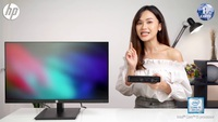 Review bộ đôi HP ProDesk 400 G5 và màn hình HP P244