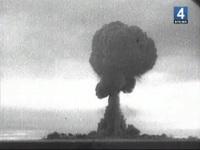 Video Liên Xô tử quả bom hạt nhân đầu tiên