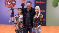 Blake Shelton đẹp đôi bên Gwen Stefani