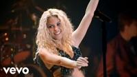 Shakira hát live cuốn hút