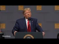 """Ông Trump nói Trung Quốc """"khao khát"""" đạt được thỏa thuận với Mỹ"""