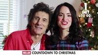 Vợ chồng Ronnie - Sally chúc mừng giáng sinh