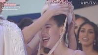 Phút đăng quang của tân hoa hậu quốc tế