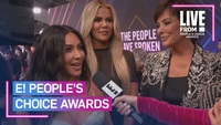 Kim Kardashian xinh đẹp dự People's Choice Awards