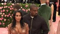 Kim Kardashian, Kanye West dự Met Gala
