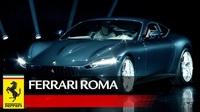 Siêu xe Ferrari Roma lộ diện