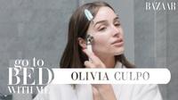 Olivia Culpo chia sẻ bí quyết chăm sóc da