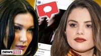 Selena Gomez phủ nhận mâu thuẫn với Bella Hadid