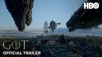 """Trailer phần 8 của sê-ri phim """"Game of Thrones"""" (Trò chơi vương quyền)"""