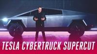 Xem lễ ra mắt mẫu xe bán tải chống đạn Tesla Cybertruck trong 5 phút